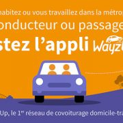 COVOITURAGE : TESTEZ L'APPLI WAYZUP !