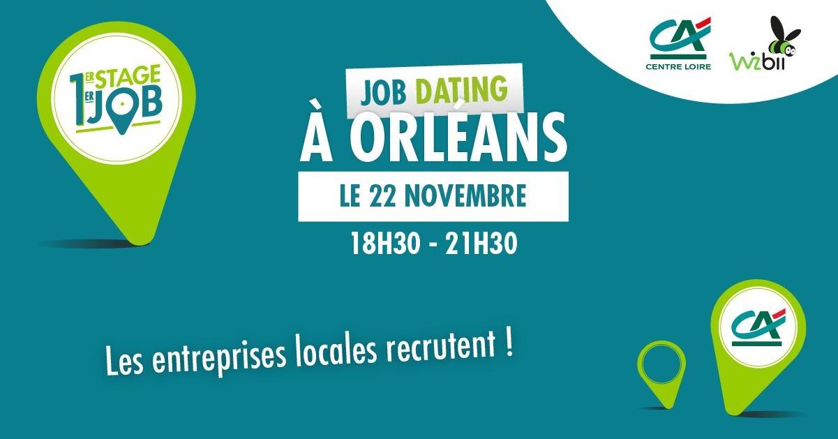 job dating orl u00e9ans   rencontre 10 entreprises de ta ville   u2014 fapal