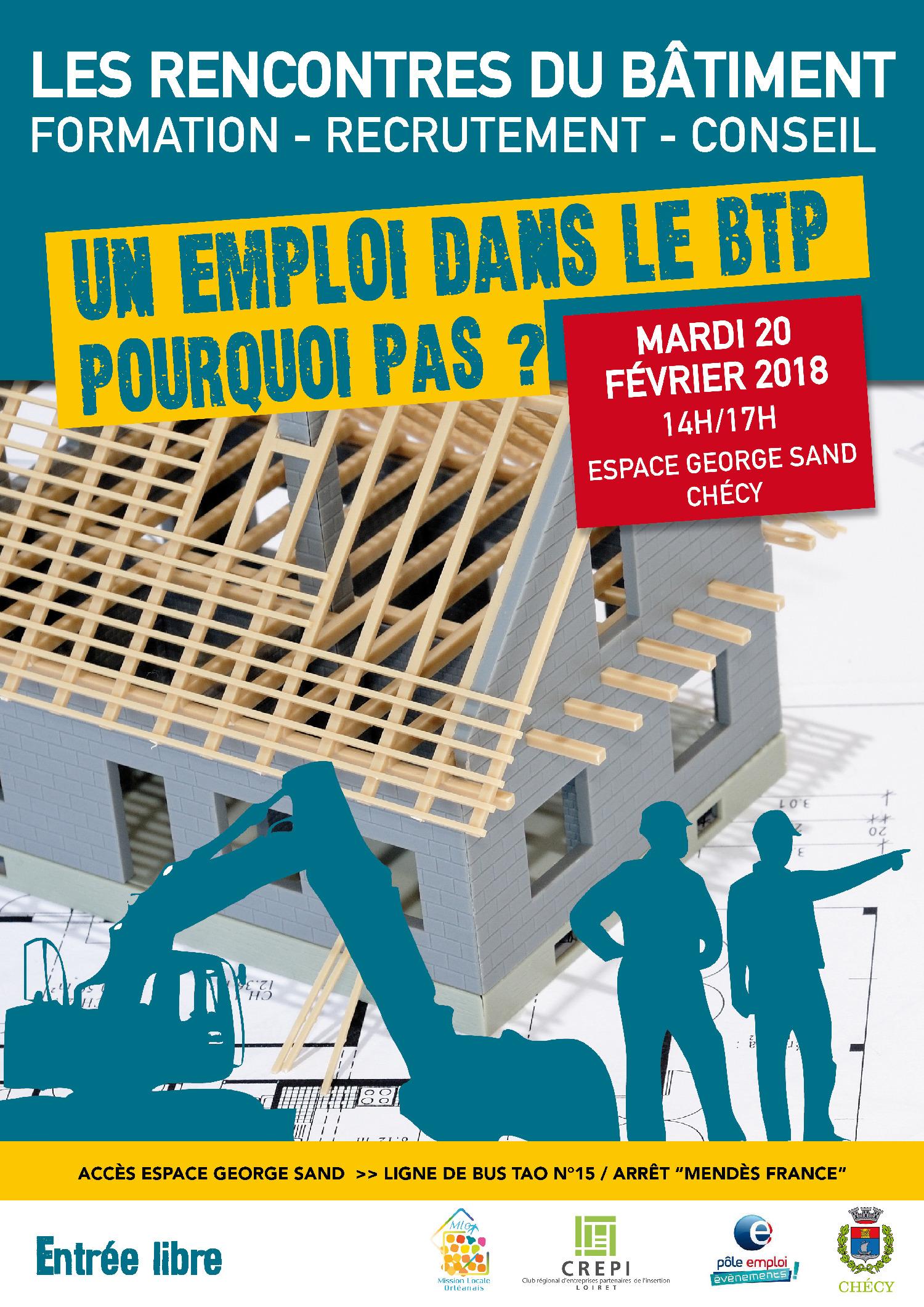 Rencontre emploi le havre 2018