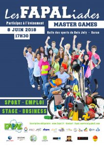 Participez aux Fapaliades Master Games