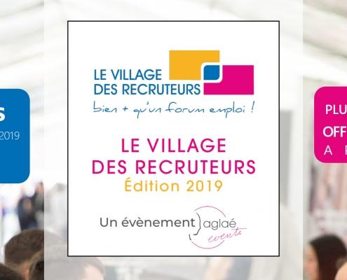 Village des Recruteurs d'Orléans – Mardi 15 octobre – Place du Martroi